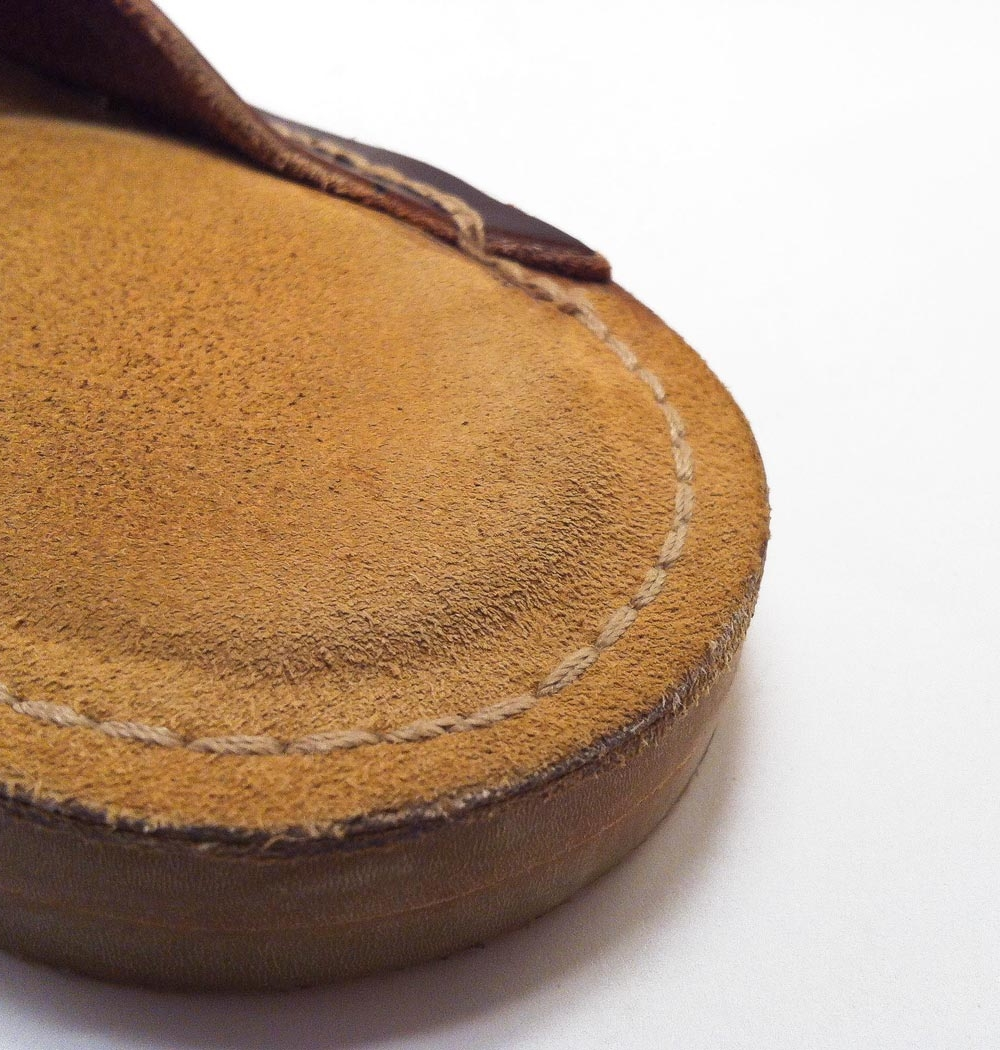 """Tailored leather sandals """"SIRA"""""""
