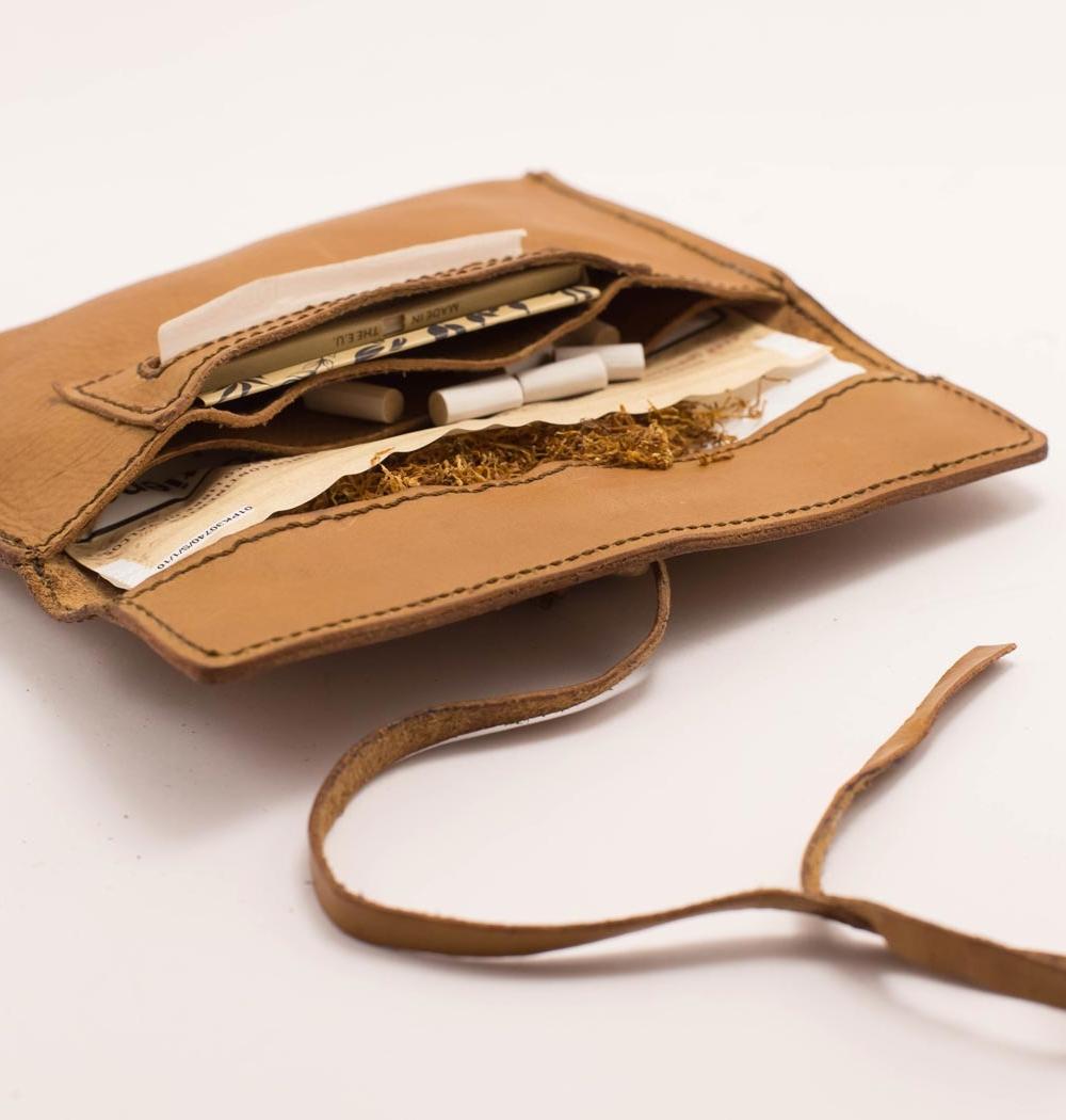 "Rolling tobacco pouch ""SPIRIT"""