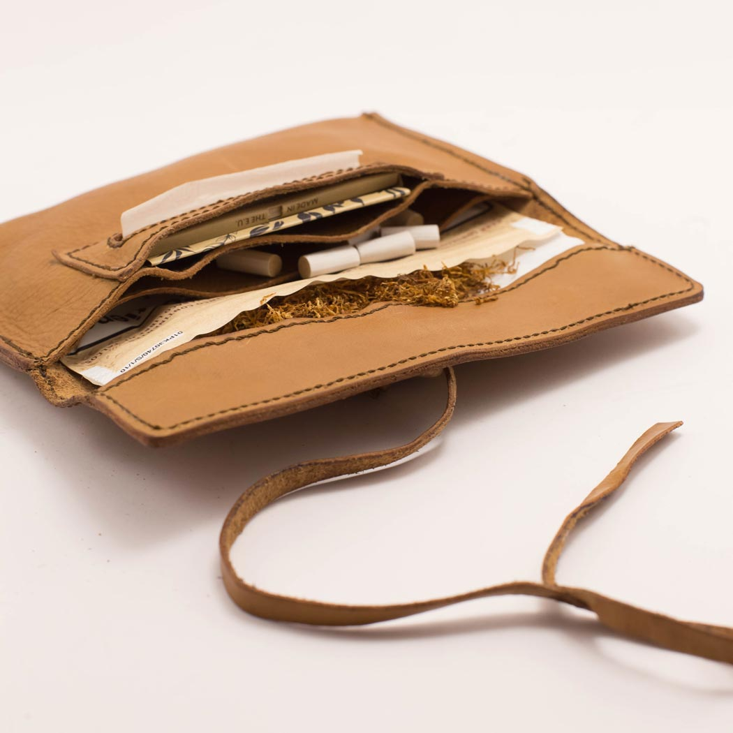"Rolling tobacco pouch ""SPIRIT"""