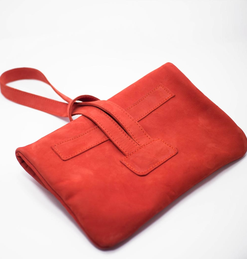 "Leather Purse ""BOLOGNA"""