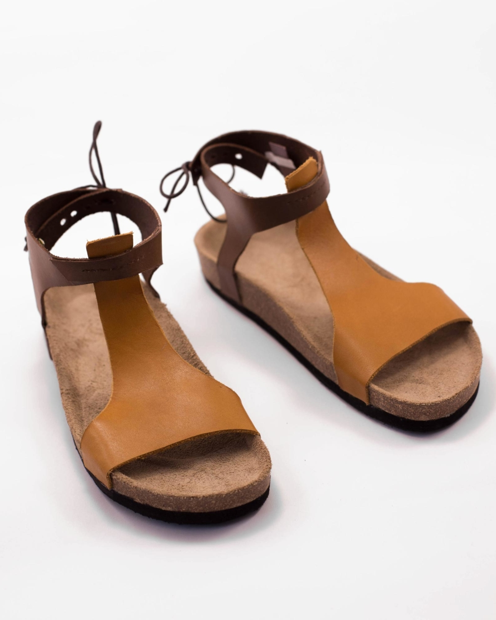 "Leather Sandals ""TORINO"""